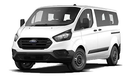 Neuer Transit Custom Kombi