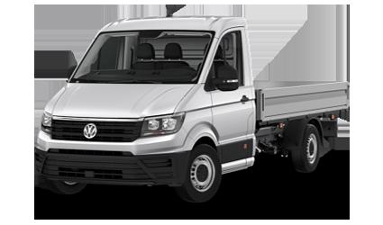 Neuer Crafter Pritschenwagen/Fahrgestell